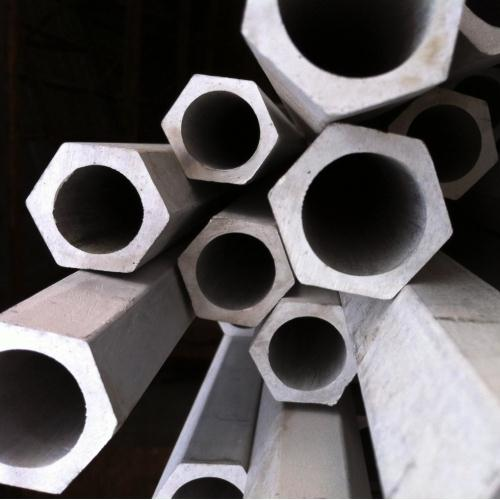 Stainless Steel Hexagonal Tubes Dealers, Factory