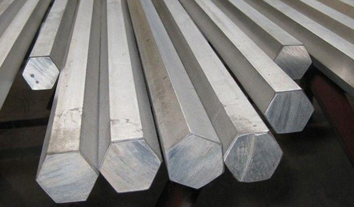 Stainless Steel Hexagon Bars in Manufacturer