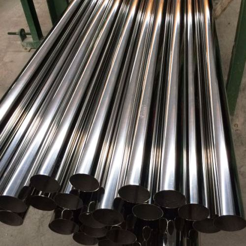 A554 Stainless Steel Decorative Pipe Manufacturers in India