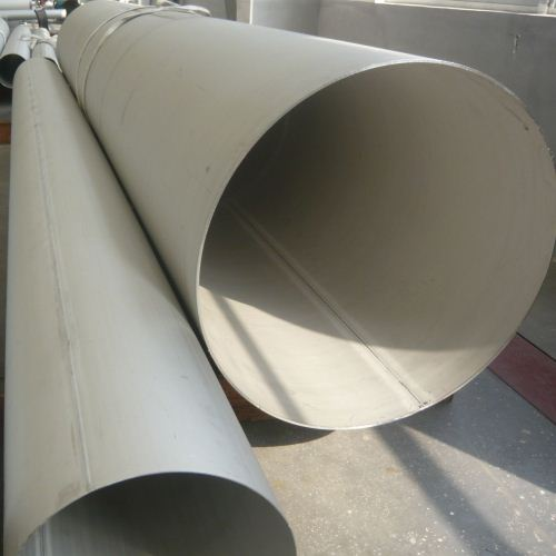 Stainless Steel Large Diameter Welded Pipes Manufacturers Ss 304 316 Pipes