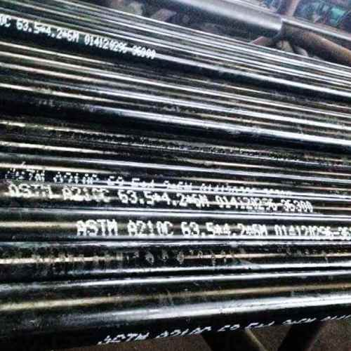 ASTM A210 GR C Carbon Steel Seamless Tubes Manufacturers, Suppliers,